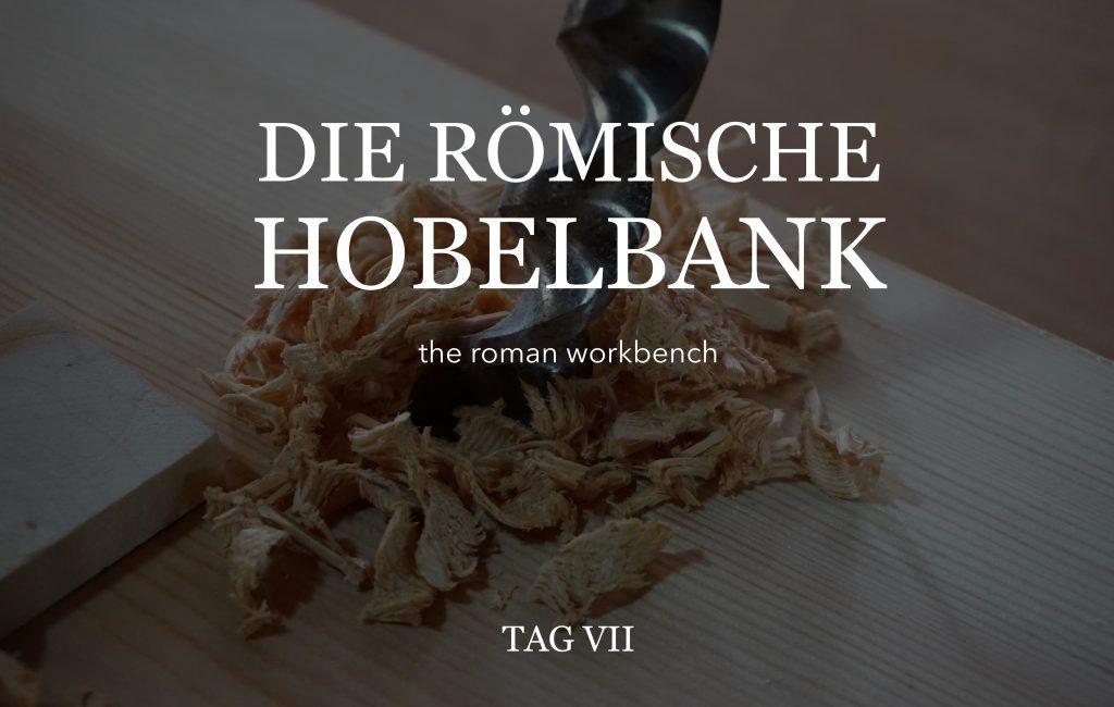Römische Hobelbank (7)